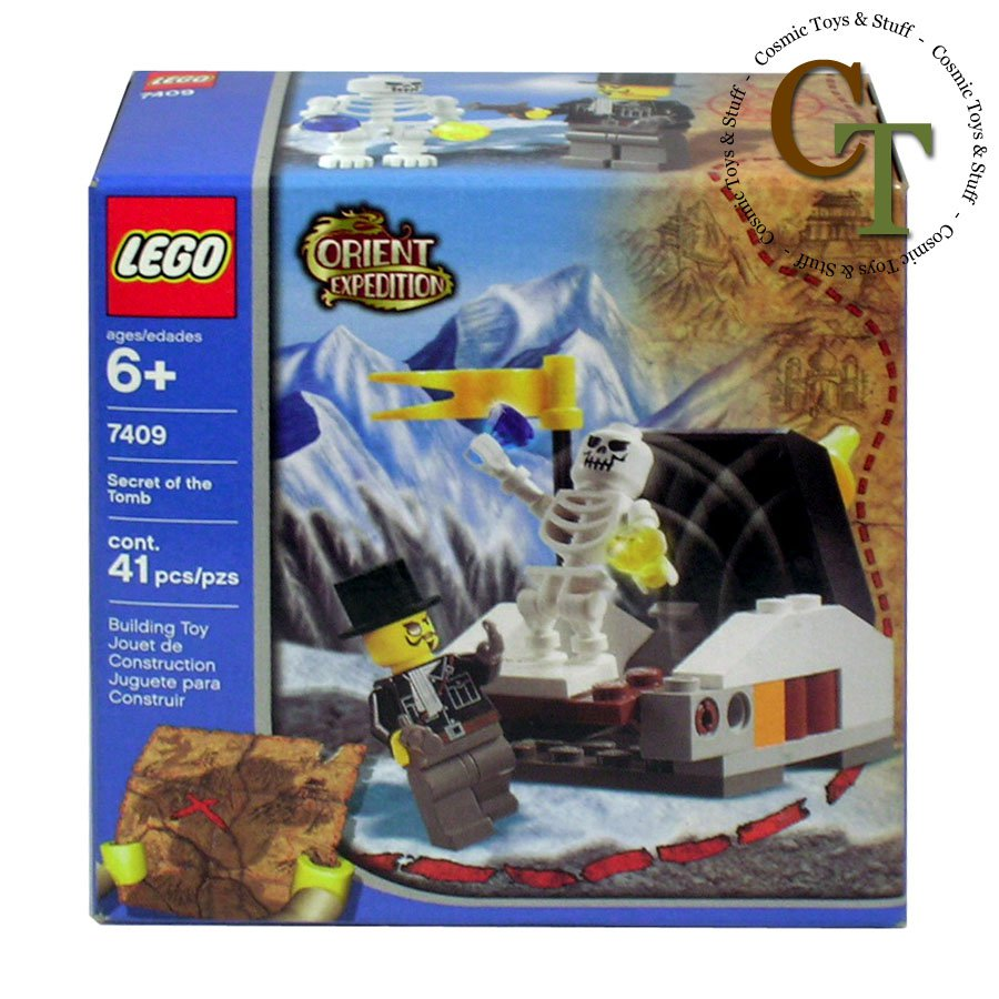 LEGO 7409 Secret of the Tomb - Orient Expedition
