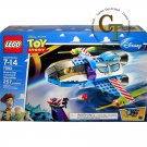LEGO 7593 Buzz's Star Command Spaceship - Toy Story