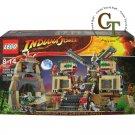 LEGO 7627 Temple of Akator - Indiana Jones