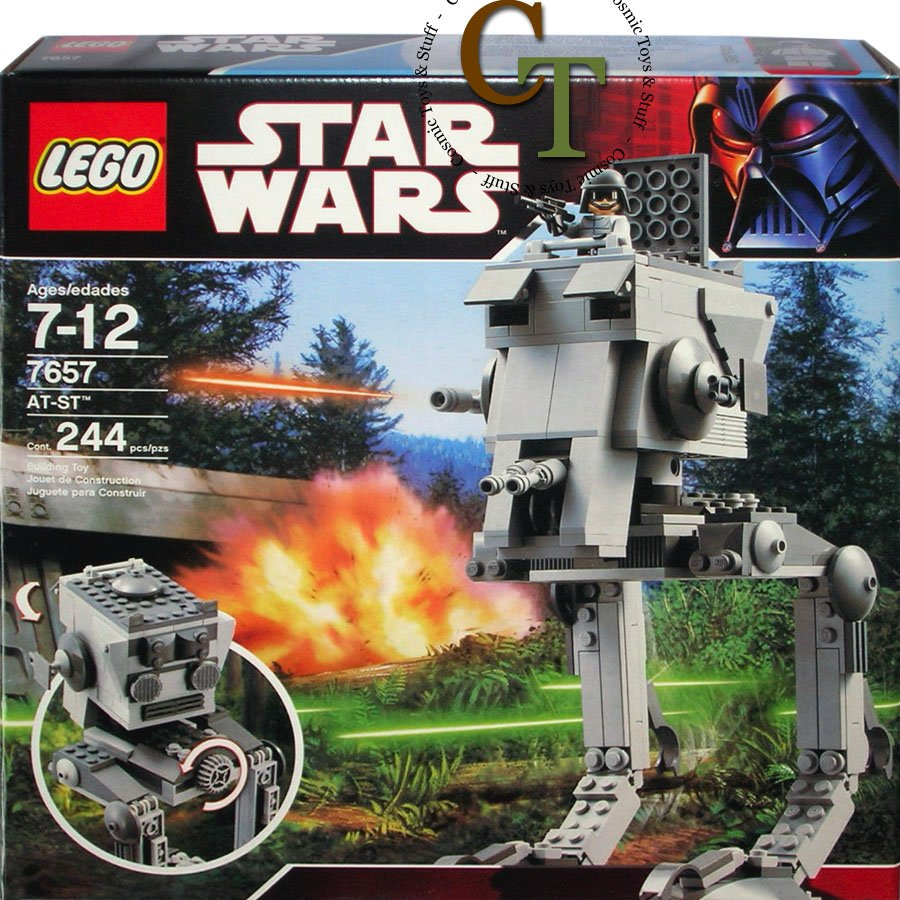 LEGO 7657 AT-ST - Star Wars