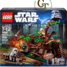 LEGO 7956 Ewok Attack - Star Wars