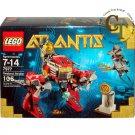 LEGO 7977 Seabed Strider - Atlantis