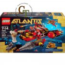 LEGO 7984 Deep Sea Raider - Atlantis
