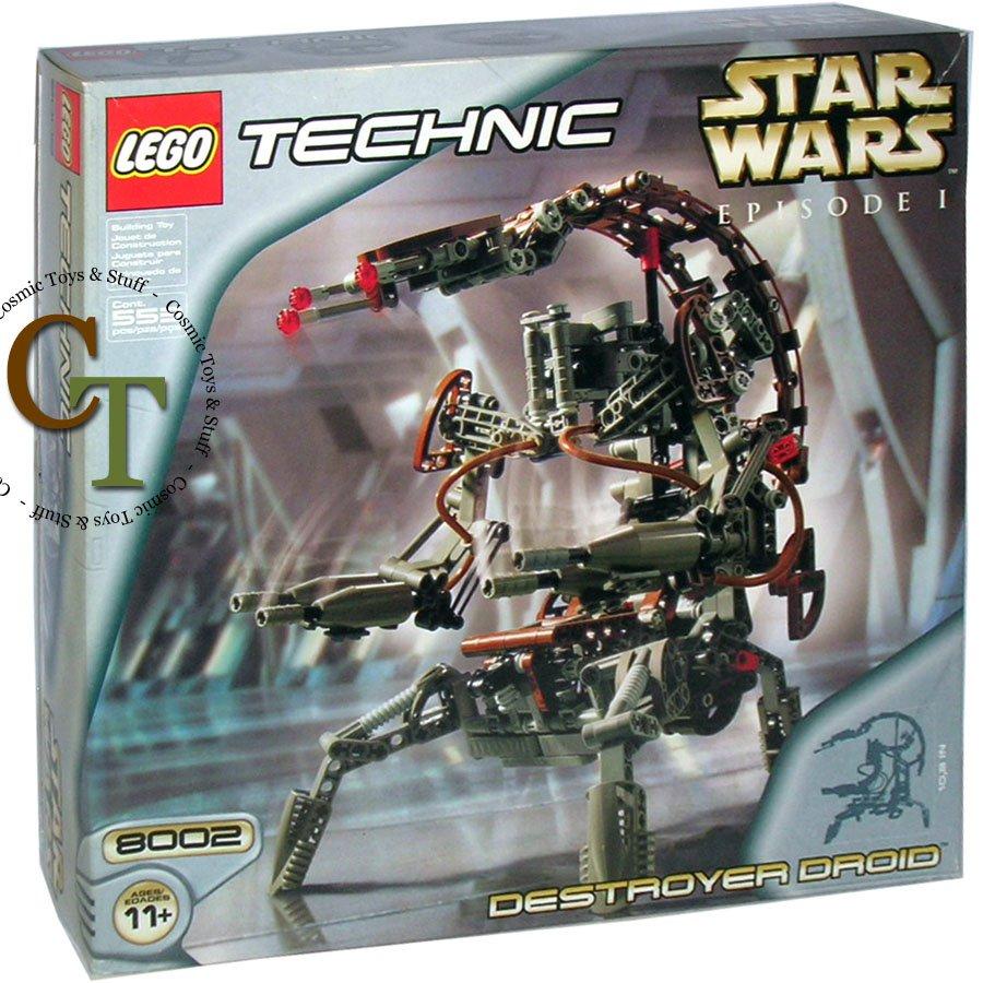 LEGO 8002 Destroyer Droid - Star Wars
