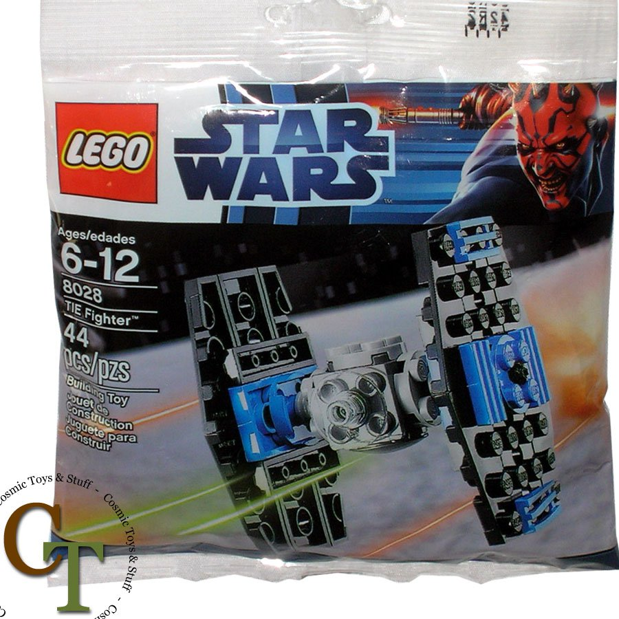 LEGO 8028 TIE Fighter Mini - Star Wars