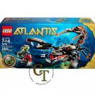 LEGO 8076 Deep Sea Striker - Atlantis