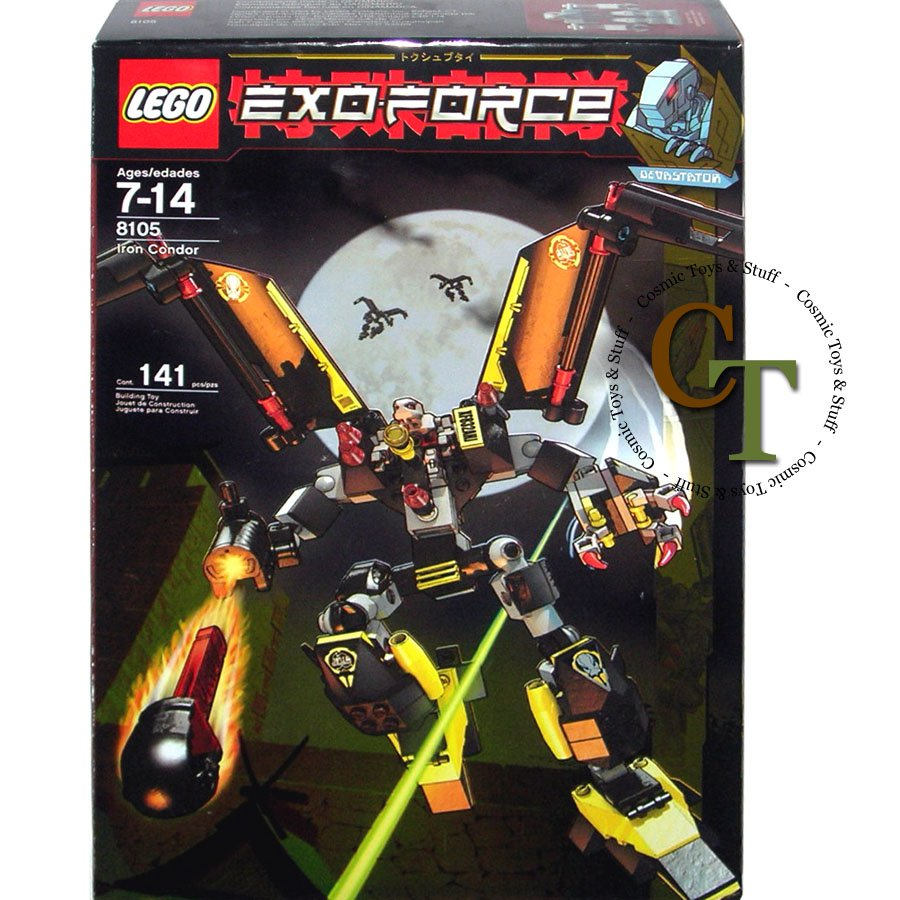 LEGO 8105 Iron Condor - Exo-Force
