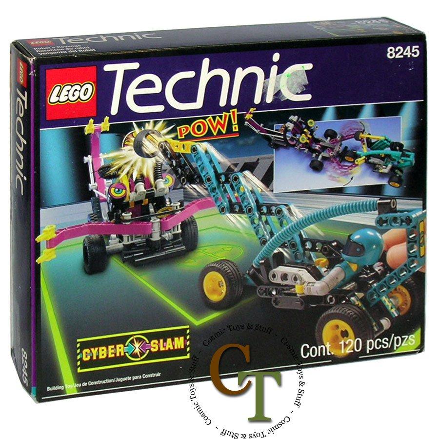 LEGO 8245 Robot's Revenge - Technic