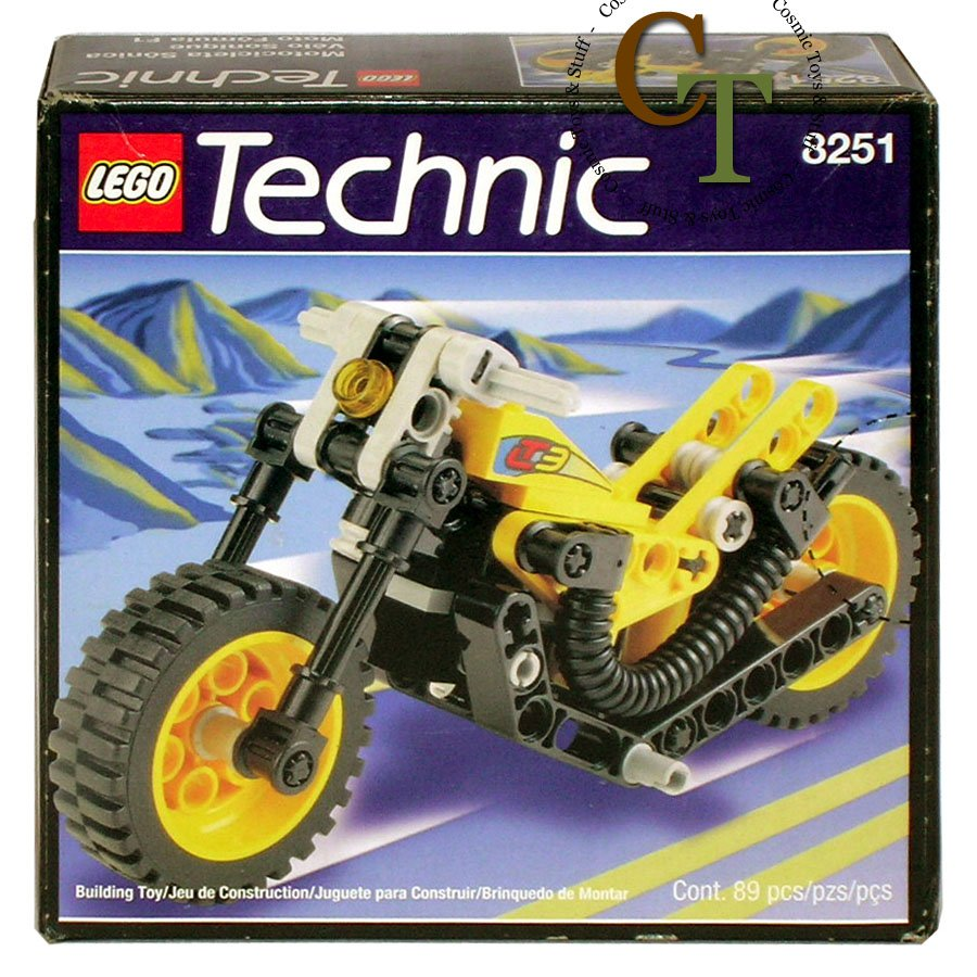 LEGO 8251 Sonic Cycle - Technic
