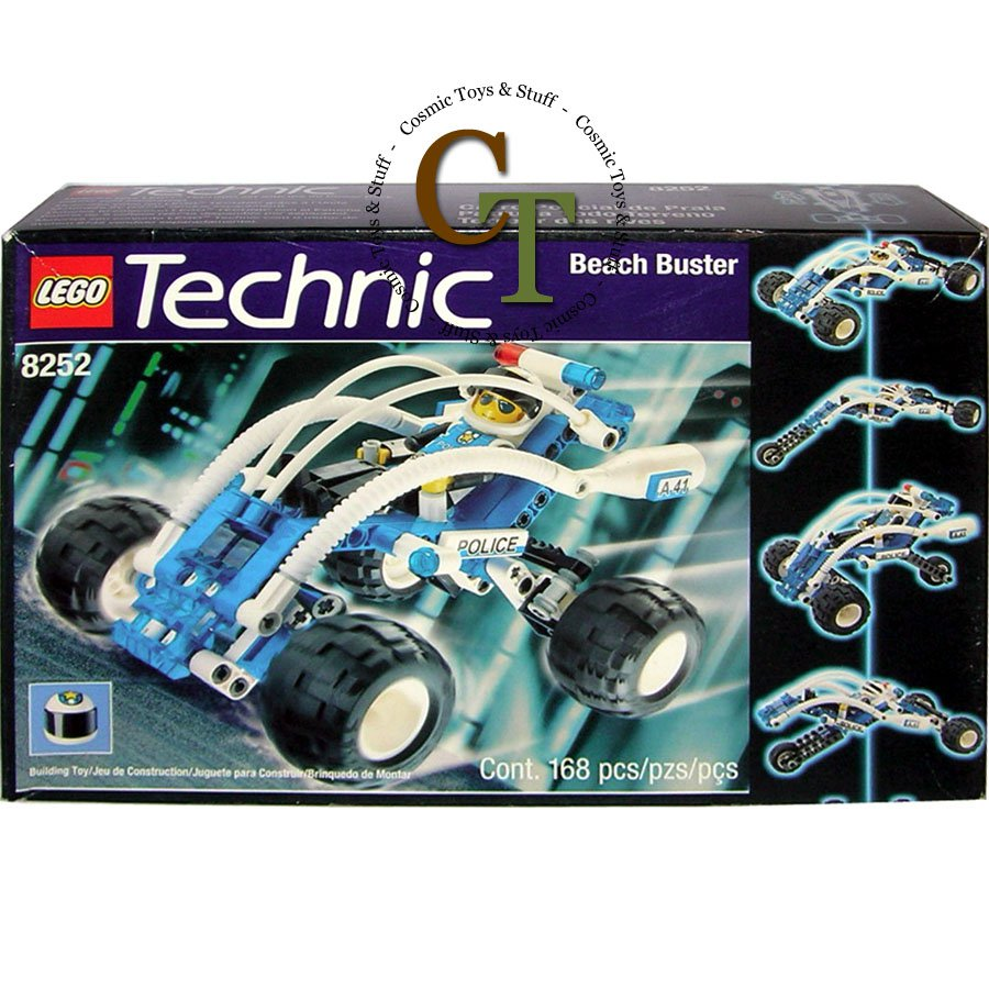 LEGO 8252 Beach Buster - Technic