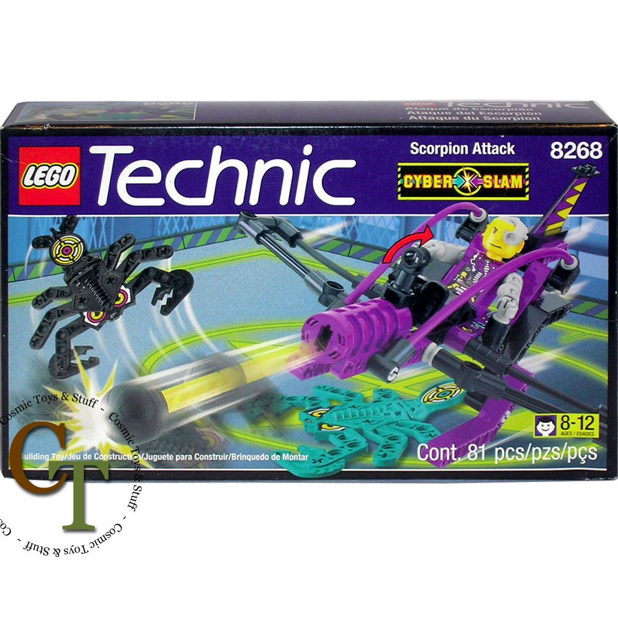 LEGO 8268 Scorpion Attack - Technic