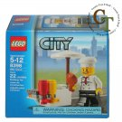 LEGO 8398 BBQ Stand - City