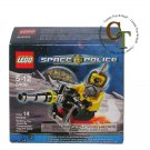LEGO 8400 Space Speeder - Space Police