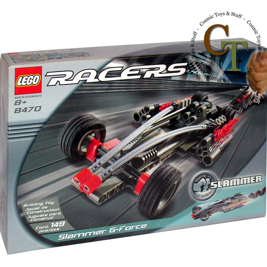 LEGO 8470 Slammer G-Force - Racers