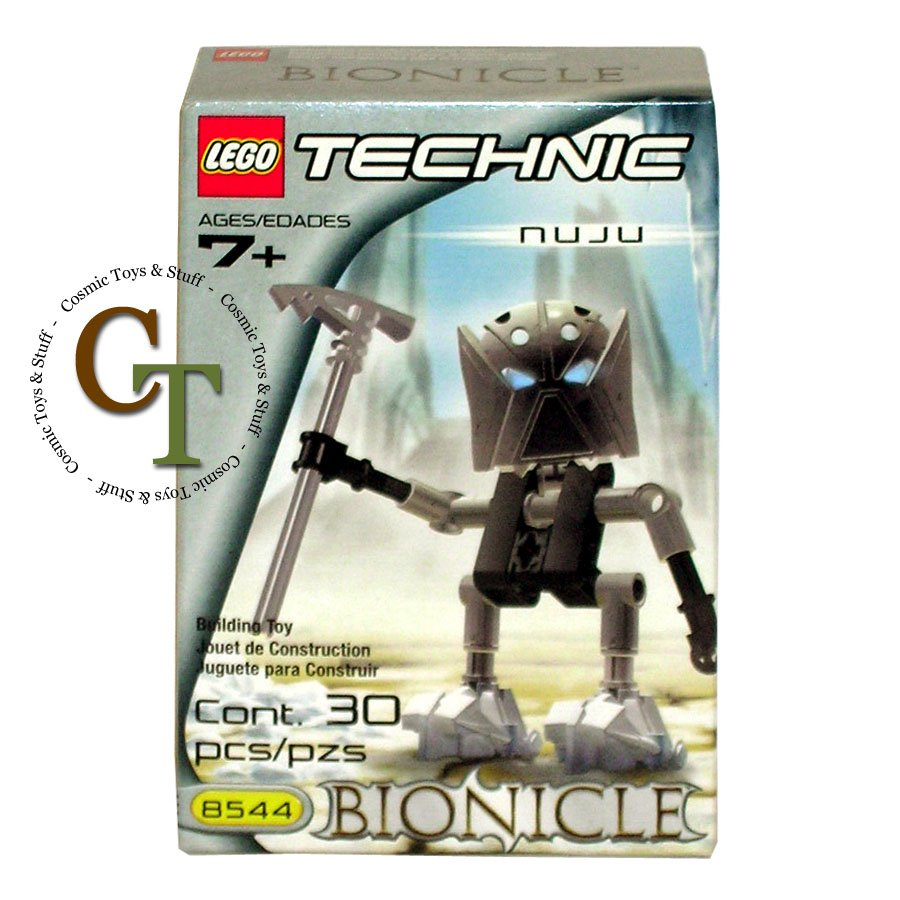 LEGO 8544 Nuju - Bionicle