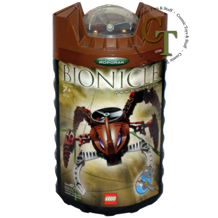 LEGO 8745 Visorak Roporak - Bionicle