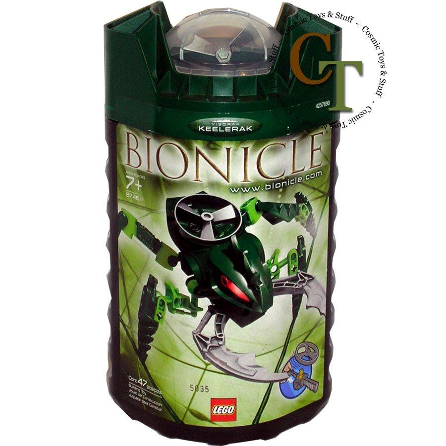 LEGO 8746 Visorak Keelerak - Bionicle