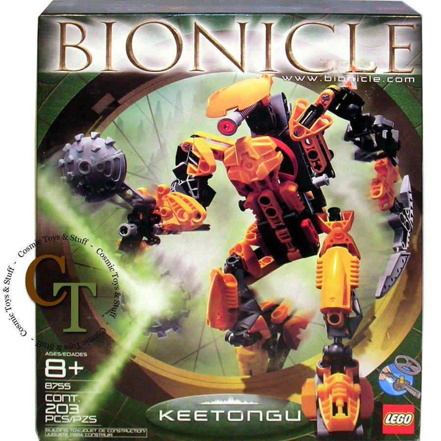 LEGO 8755 Keetongu - Bionicle