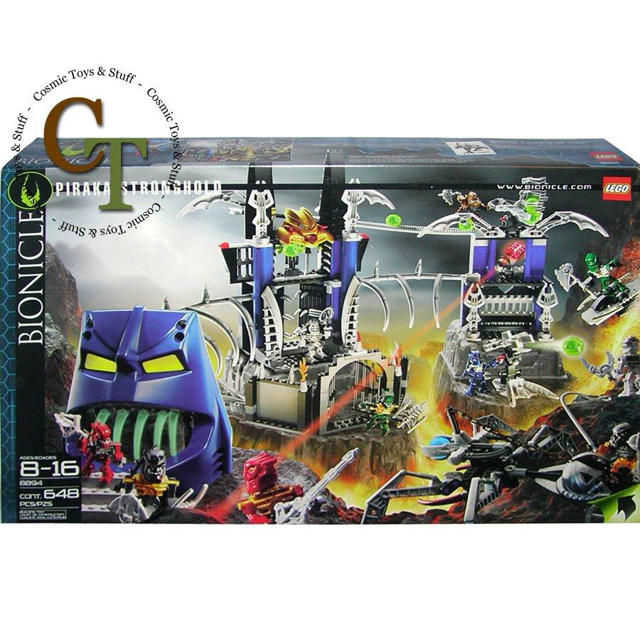 LEGO 8894 Piraka Stronghold - Bionicle