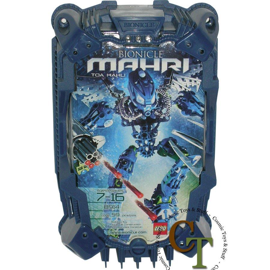 LEGO 8914 Toa Mahri Hahli - Bionicle
