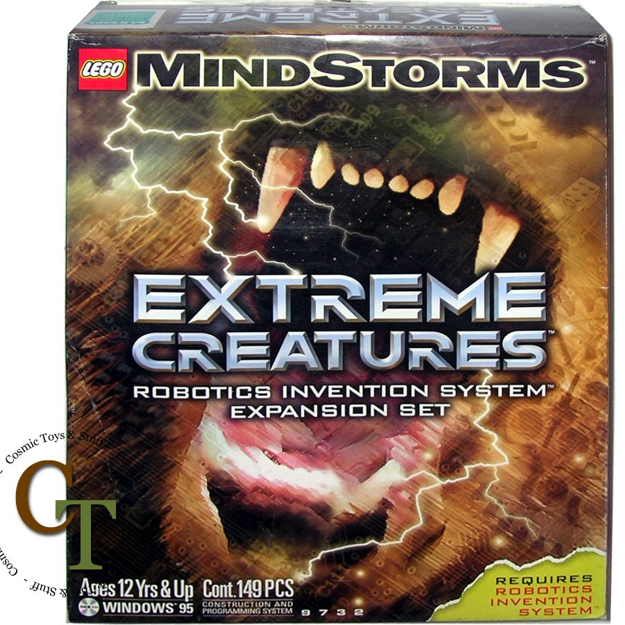 LEGO 9732 Extreme Creatures - Mindstorms