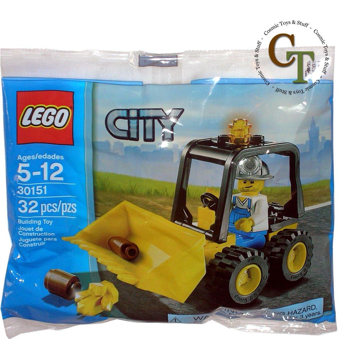 LEGO 30151 Mining Dozer mini - Creator