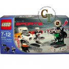 LEGO 65182 Slammer Stadium - Sports Hockey