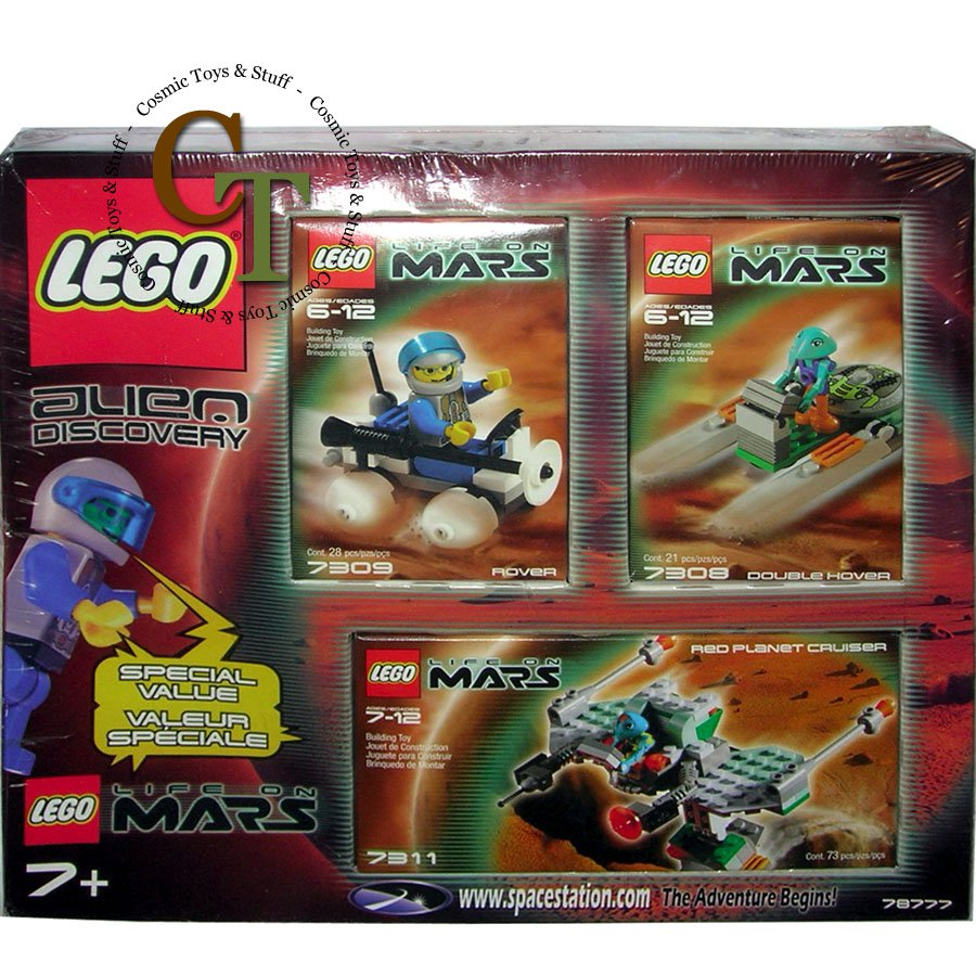LEGO 78777 Alien Discovery - Life on Mars