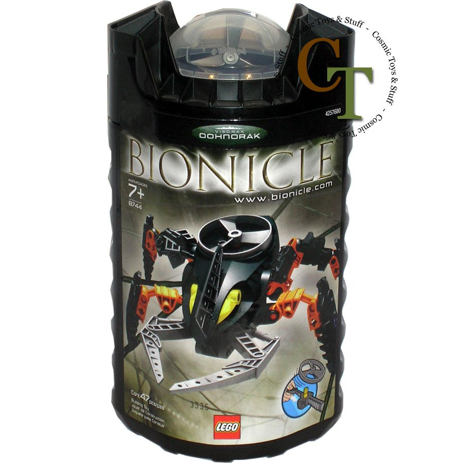 LEGO 8744 Visorak Oohnorak - Bionicle