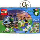 LEGO 3406 Americas Bus - Sports Soccer