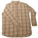 Mens Multi-Color COLUMBIA SPORTSWEAR COMPANY Long Sleeve Shirt 2XT 100% Cotton