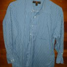 MEMBER'S MARK Men's Shirt - Blue - Size XL - EUC