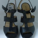Womens Black GUESS Slingbacks Heels Shoes 7M