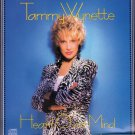 TAMMY WYNETTE Heart Over Mind CD HTF