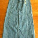 TOMMY HILFIGER WOMEN'S SKIRT - BLUE - SIZE 12