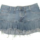 Womens Blue ABERCROMBIE & FITCH Denim Skirt 6