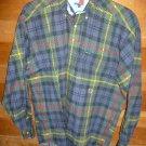 TOMMY HILFIGER Men's Shirt - Multi-Color - Size M - EUC