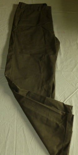 IZOD Men's Casual Pants - Brown - Size 36 - EUC*