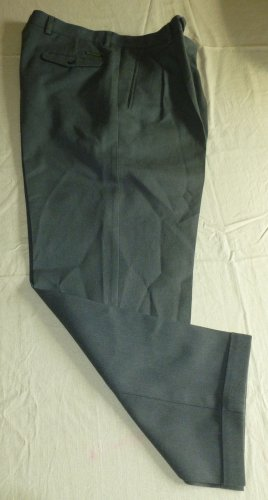 DOCKERS Men's Casual Pants - Gray - Size 36 - EUC*