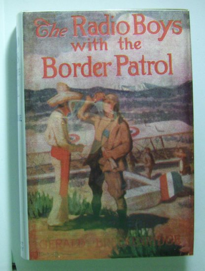 The Radio Boys With The Border Patrol (1924, Hardcover) by GEORGE BRECKENRIDGE, 8 of 10
