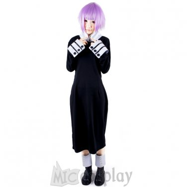 Soul Eater Chrona Cosplay Costume