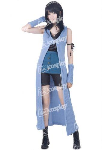 Final Fantasy VIII Rinoa Heartilly Cosplay Costume