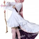 Anime Puella Magi Madoka Magica Kaname Final Version Cosplay Costume