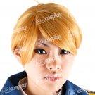 Anime New FullMetal Alchemist Riza Hawkeye Handmade Women Cosplay Wig