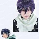 Noragami Yato Short Cosplay Wig Anime Fashion Halloween Party Men Hair