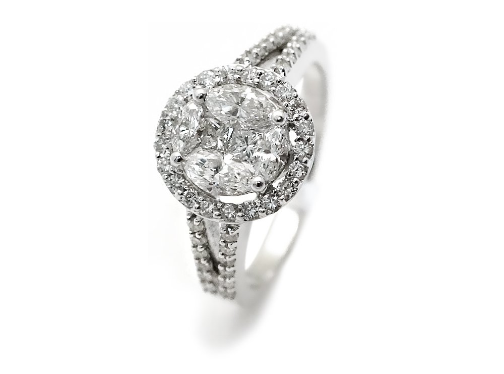 1 20 carat engagement ring