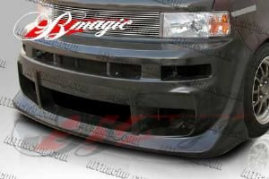 FRONT BUMPERS BLACKMAGIC Mazda 6 Vascious Style (02-06)
