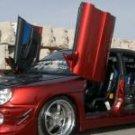 GT FACTORY VERTICAL DOORS Motorized