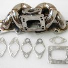 MimoUSA Turbo Manifolds Sr20det-top Mount T3 Flange