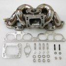 MimoUSA Turbo Manifolds Ka24det-top Mount T3 Flange